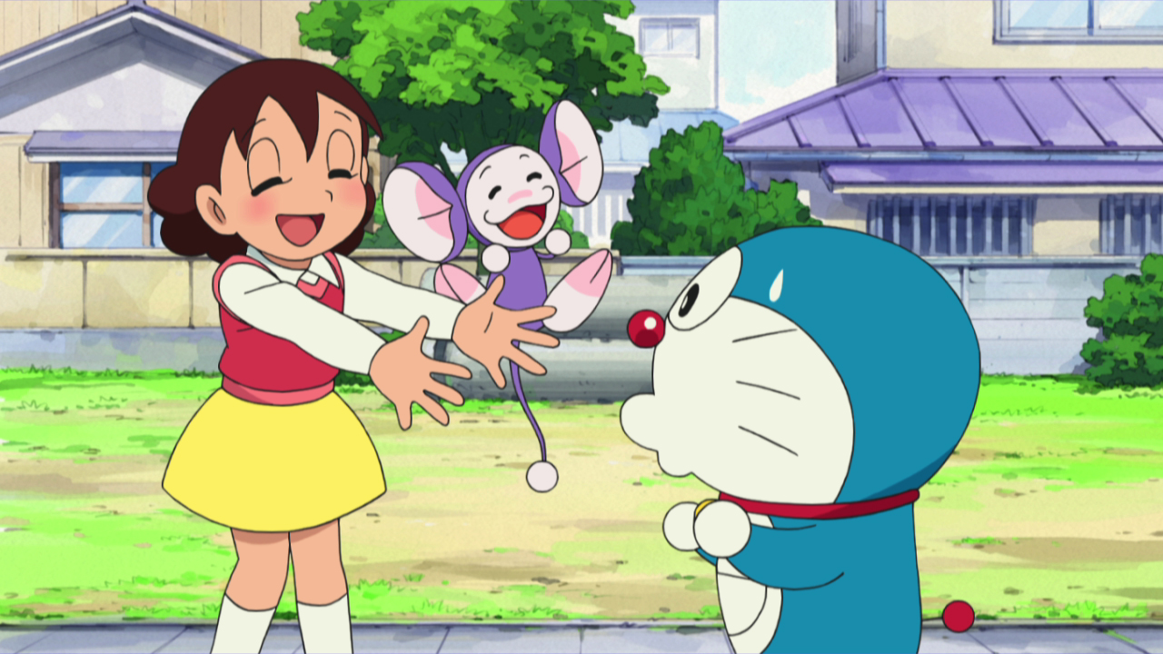 "Doraemon & Chinpui""Eli Love presents a big operation"""