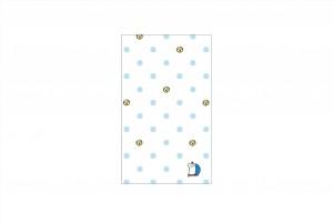 Petit envelope (polka dots)