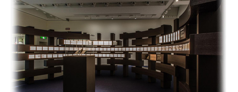展示室(原点としての高岡)