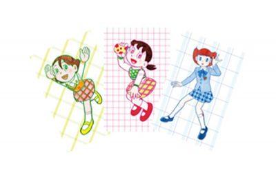 「F-GIRLSコレクション展」ポストカードセット